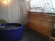 陶器の御風呂