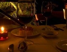 レストランのテラス