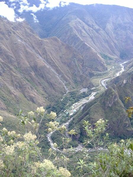 ウルバンバ谷