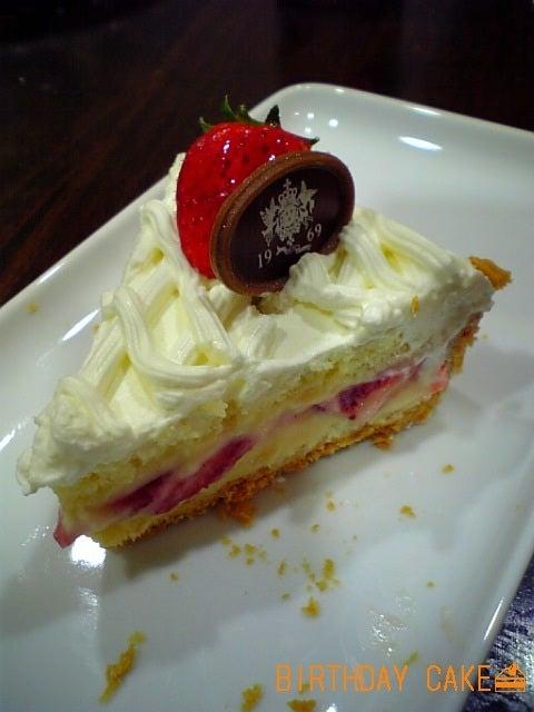 BIRTHDAY CAKE②