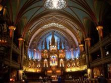 着物 de 海外 <モントリオール+α 人生は大冒険DAIRY>-Notre Dame