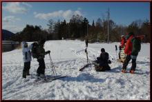 ロフトで綴る山と山スキー-お終い♪