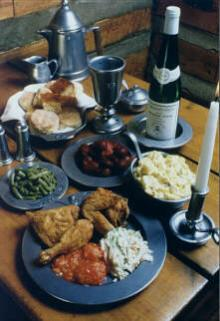 Michie Tavernの料理