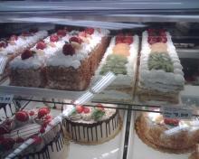 yukiusのカリフォルニア生活/OCバージョン-cake