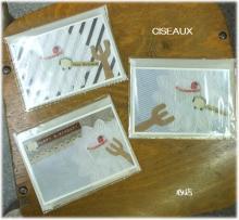 CISEAUXさんグリーティングカード