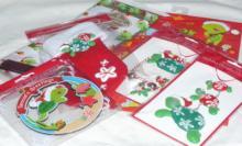 09年新発売 クリスマスオーナメント4種