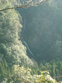 うなぎ滝(上下)
