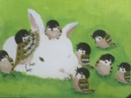 スズメとウサギ.PNG