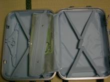 スーツケース中身