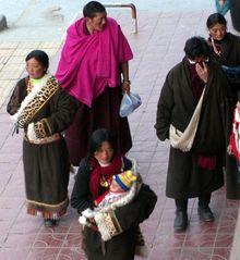 1110チベット族