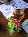 I'm so Happy-Tea time