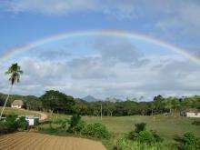 Fiji's Rainbow