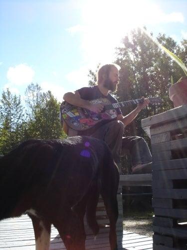 ギターマン