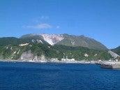 神津島・天上山