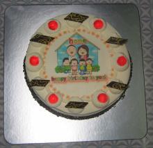 すんごいケーキ