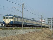 中央線の電車と釜-113