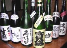 もっと日本酒を!
