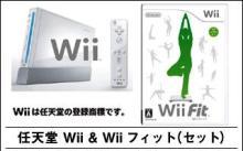 ハッピーeマーケット 店長ブログ-任天堂Wii+Wii Fit