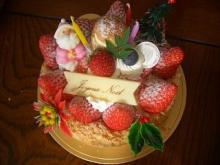 061230クリスマスケーキ