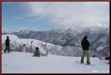 ロフトで綴る山と山スキー-裏戸隠山系
