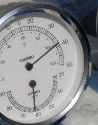 温度計 上2