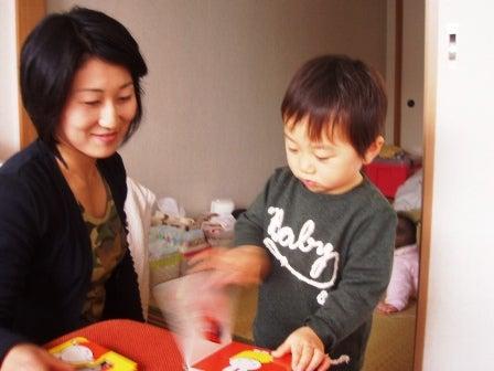 主婦と子供とターキー01