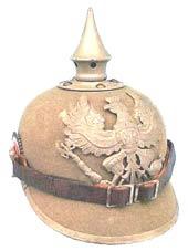 模型ブログ・WW1・ドイツ軍・ピッケルハウベ