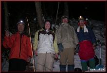 ロフトで綴る山と山スキー-休憩