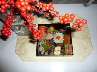 長澤家のレシピブログ-日仏お節料理のコラボ