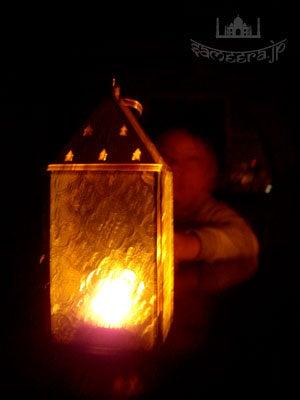 インドのランプ