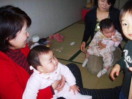 主婦と子供とターキー04