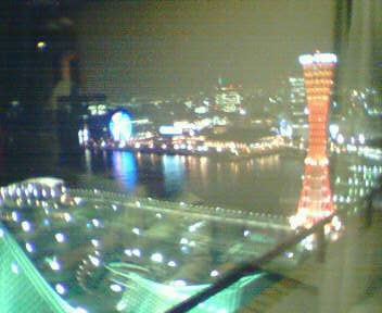 神戸タワー☆モザイク夜景