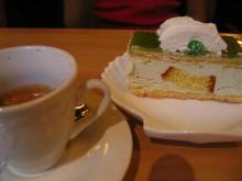 まっちゃケーキ