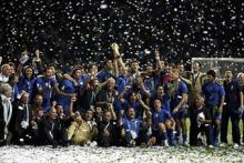 イタリア優勝