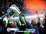 バルセロナ優勝