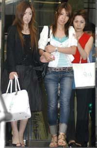 東京の女子大生誘拐