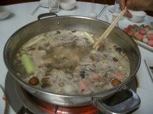 清淡鍋 アップ