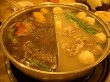 粤唯鮮の鍋