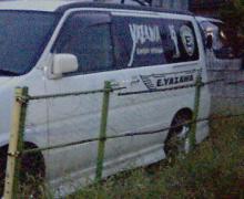 TP近くにてYAZAWA Car