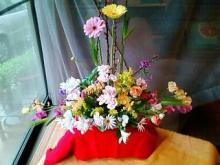 ワークライフバランス 大田区の女性社長日記-春の花