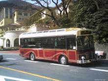 歩き人ふみとあゆみの徒歩世界旅行 日本・台湾編-観光施設巡りバス