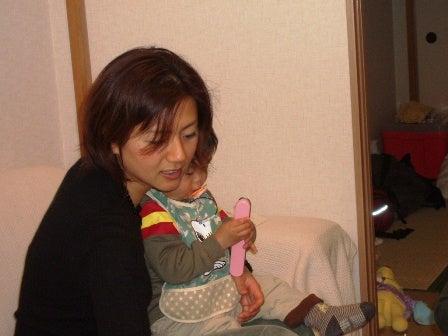 主婦と子供とターキー05