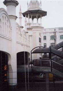 クアラ・ルンプール駅