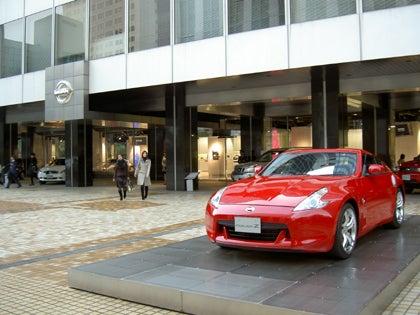 チョロQ☆スタイル-Z34 red view