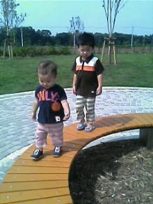 ケンとノン坊とヒメ-nonhime1