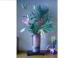 スローライフ的日々雑感-正月花2009
