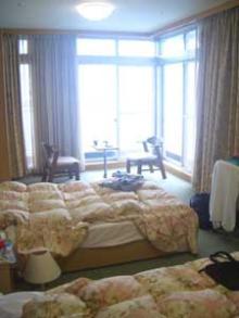 ホテル浦島本館2階