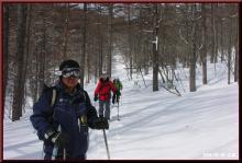 ロフトで綴る山と山スキー-トラバース