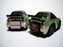 rear NISSAN original/DVD