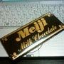 チョコレートは~明治…